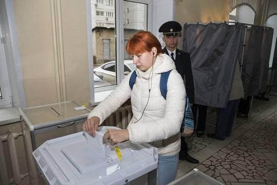 В Российской Федерации сегодня проходят выборы депутатов Государственной думы