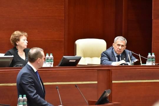 Татарстан выделит 1млрдруб. напомощь бизнесменам-клиентам Татфондбанка