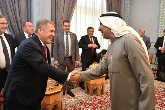 Рустам Минниханов проведет переговоры оразвитии сотрудничества свластями Саудовской Аравии