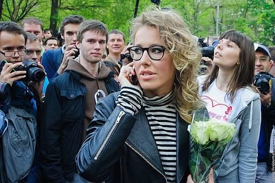 Наследующей неделе вКазань приедет Ксения Собчак