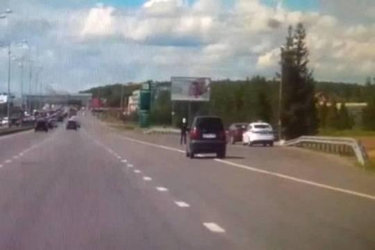 ВКазани пожарный на«Матизе» насмерть сбил сотрудника ФСБ