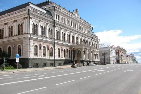 Казанскую ратушу починят за55,2 млн руб.