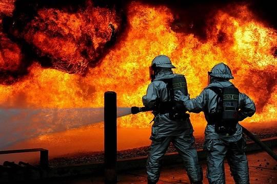 ВТатарстане впожаре вТЦ погибли десятки экзотических животных