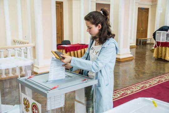 ВТатарстане навыборы пришли неменее 2 млн человек