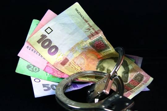 УЭБ МВД поРТ выявили многомиллионные хищения