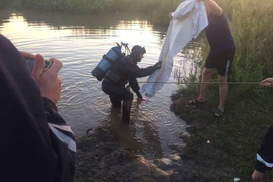 Под Казанью воросительном канале утонула 13-летняя девочка