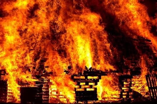 11-месячный ребенок сгорел напожаре вНижнекамском районе