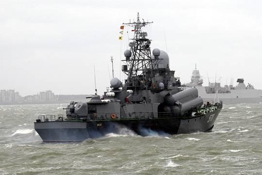 Зеленодольские корабли выполняют реальные боевые задачи государства